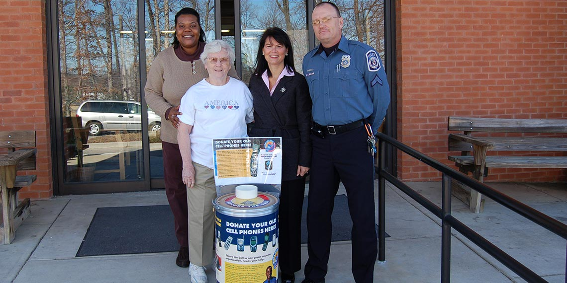 Secure the Call – Donate Used Cell Phones for Seniors and